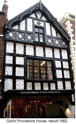 God's Providence House Chester