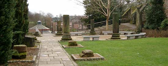 Roman remains in Chester