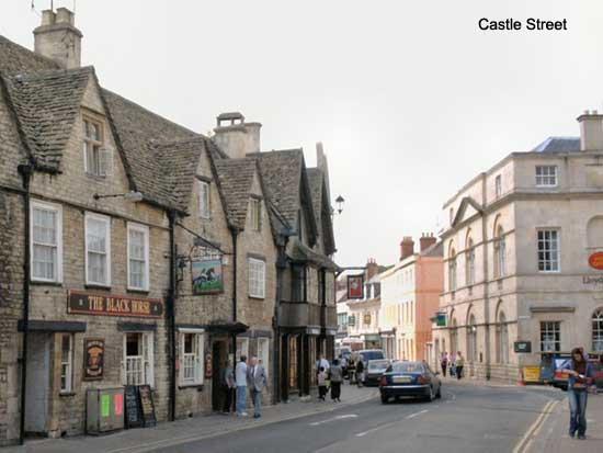 Castle Street Cirencester