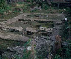 York archaeological site