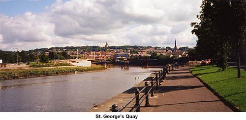 St. George's Quay