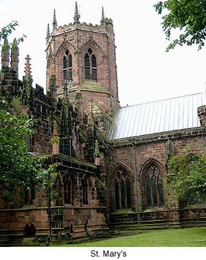 St Mary's Nantwich