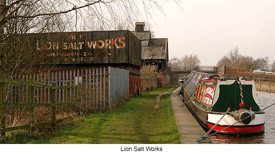 Lion Salt Works