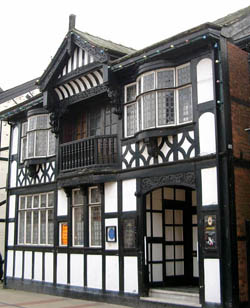 Northwich Medieval Building