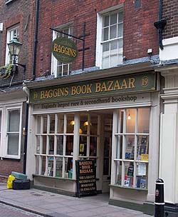 Baggins Book Bazaar