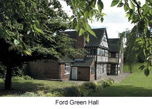 Ford Green Hall