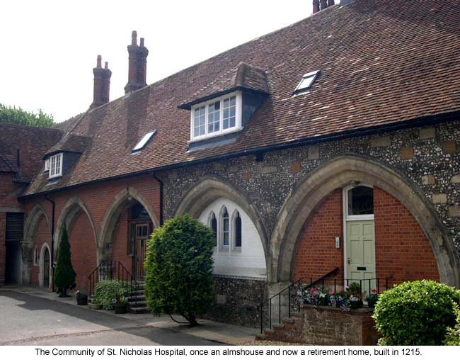 Community of St. Nicholas Hospital Salisbury