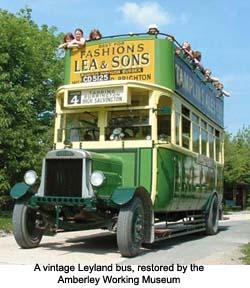 Leyland Bus Amberley Working Museum