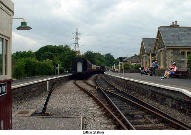 Bitton Station