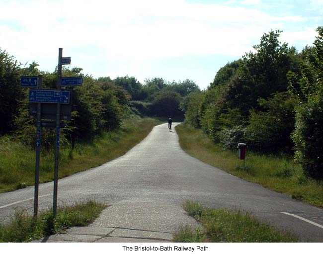 Bristol-to-Bath Railway Path