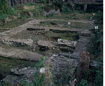 York archaeology site
