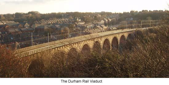 Durham Rail Viaduct