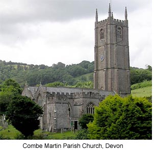 Combe Martin Parish Church