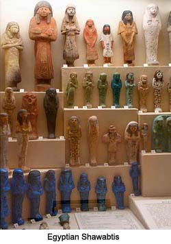 Egyptian Shawabtis