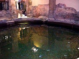 Bath Frigidarium