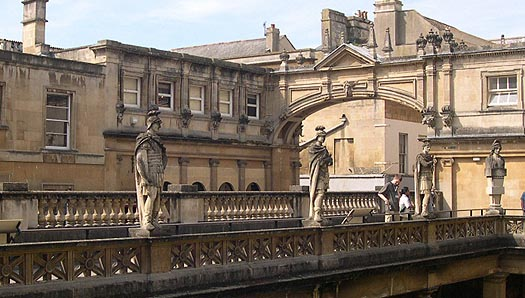 The Roman Baths of Bath