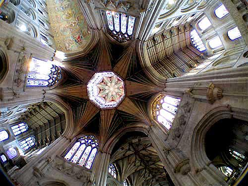 Central Tower, Ely Cathedral