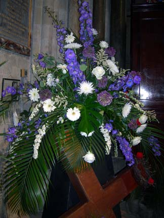Chichester Cathedral Flower Festival
