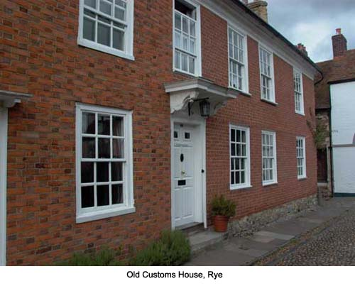 Old Customs House, Rye