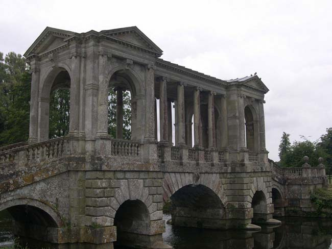 Bridge at Wilton House