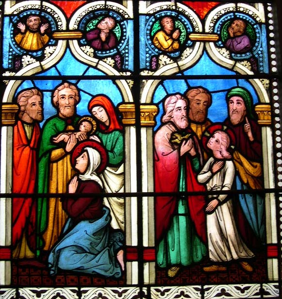 Wilton Italianate Church Stained Glass