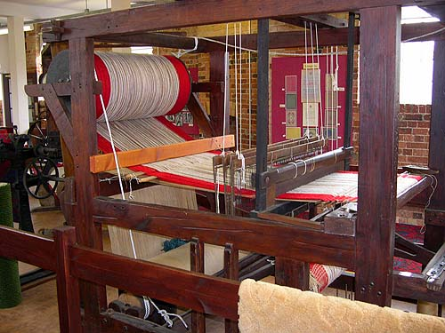 Wilton Carpet Factory Museum