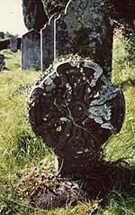 Devon Tombstone